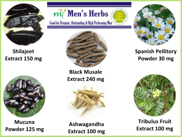 Herbal Supplement for Men's Health - Sexual Dietary Supplement