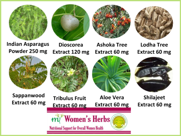Herbal Supplement for Women's Health - Women's Dietary and Nutritional Supplement